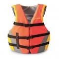 иЖилет для плавания с пенопластовыми вставками от 23кг до 41кг (детский
