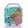 """Грызунки (""""Крокодильчик"""": фрукты 3 шт. в ассорт. в чемоданчике)"""