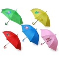 Зонт цветной Одноцвет 45см, ткань, в ассорт. в пак. в кор.120шт