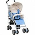 Коляска прогулочная Baby Care Polo (Light Blue) 107К