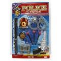 Ф Набор полиции на картоне 1313-05