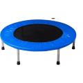 Батут, диаметр 128 см, размер  128*5.3*128 см.