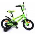 "16"" Велосипед Sprint зеленый KSS160GN"