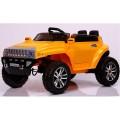 Детский электромобиль (А777МР) оранж. глянец.