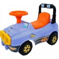 Автомобиль Джип-каталка - №4 (сиреневый)