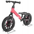 """Велобег """"Qplay"""" стальн. рама,12 дюйм. EVA колеса, светящ-ся диски, красный"""