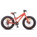 """20"""" Велосипед STELS Aggressor MD (11"""" Неоновый-красный), арт. V010"""