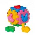 Куб «Умный малыш. Домашние животные» (48шт)
