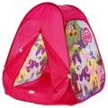 """Детская игровая палатка """"My little pony"""" в сумке81*91*81см"""