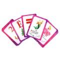 Карточки развив Учим алфав и цифры Принцессы 086292