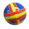 Мяч d125мм полоса (25) 100ЛП