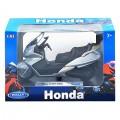 *Модель Мотоцикла 1:18 Honda Silver Wing 12165Р
