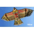 Воздушный змей с катушкой 175х80 см 2 цвета