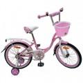 """16"""" Велосипед NAMELESS LADY (бел/роз)"""