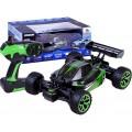 Р/у суперскоростная машинка-багги (20км/ч) 4WD, М1:18, 2.4GHz, 4 канала, гидроизолир. моторн.отсек,