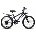 "20"" Велосипед MAXXPRO HELLCAT 20 PRO  (серо-синий)"