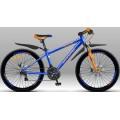"""20"""" Велосипед MAXXPRO HELLCAT 20 PRO  (синий-оранжевый)"""
