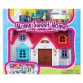 *Набор Дом с предметами, Home Sweet Home