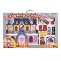 *Набор Дворец с каретой и предметами, Fantasy Palace