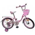 """20"""" Велосипед NAMELESS LADY (роз/бел)"""