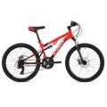 """24"""" Велосипед Stinger Discovery D 14""""(красный)"""
