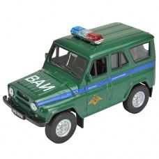 Модель машины Уаз 31514 Воен Автоинспекц