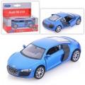 *Игрушка модель машины 1:34-39 Audi R8