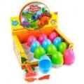 А Масса д/лепки в яйце (6) ККХ7637/ККХ8817