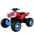 Детский электроквадроцикл Т777ТТ красный-spider