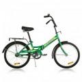 "20"" Велосипед Stels Десна-2100 13 рама (зеленый)"