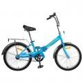 """20"""" Велосипед Stels Десна-2100 13 рама (голубой) Z011"""
