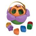 Дидактическая игрушка Ведро Цветочек (Норд)