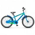 "20"" Велосипед Stels Pilot 200 Gent 11 рама (синий)"