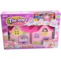 Домик для кукол, в коробке 43*29*8,5 см.