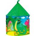 Палатка игровая Замок Динозаврика 105*125см