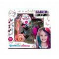 """Lukky набор  """"Цветные Локоны"""" для дизайна волос, кор."""