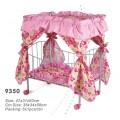 Кроватка для кукол 9350