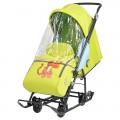 """Санки-коляска """"Baby 1"""" (DB1/3 Disney Медвежонок Винни и его друзья: Тигруля лимонный)"""