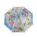 """Детский зонт, """"Слоненок"""", 50см, в комплекте свисток, ПВХ"""