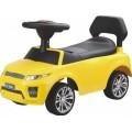 Автомобиль-каталка (желт)