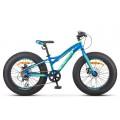 """20"""" Велосипед Stels Aggressor MD 11 рама (Синий) V010 (2020)"""