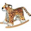 Леопард (качалка) комп