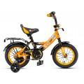 """12"""" Велосипед MAXXPRO-M12-3 (оранжево-черный)"""