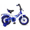 "12"" Велосипед MAXXPRO-M12-6 (сине-белый)"