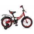 """14"""" Велосипед MAXXPRO M14-1 (красно-черный)"""