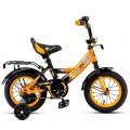"""14"""" Велосипед MAXXPRO-M14-3 (оранжево-черный)"""