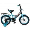 """14"""" Велосипед MAXXPRO-M14-4 (сине-черный)"""