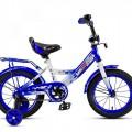 "14"" Велосипед MAXXPRO-M14-6 (сине-белый)"