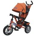 Велосип 3-х кол надув кол (оранж)
