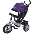 Велосип 3-х кол надув кол (фиолет)